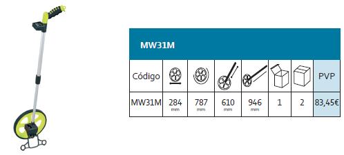 RUEDA.MW31M